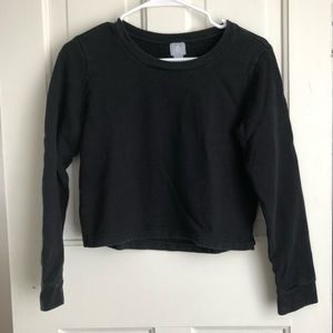 GAP Cropped Sweatshirt